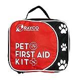 Rayco International Ltd Pet First Aid Disaster Kit w/LED Safety Collar