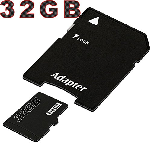 Doogee S60 / Doogee S30 / Doogee Y6 4G / Doogee X5 / Doogee MIX Lite 4G micro SDHC Speicherkarte - 32GB UHS-1 Class 10 inkl. SD-Adapter
