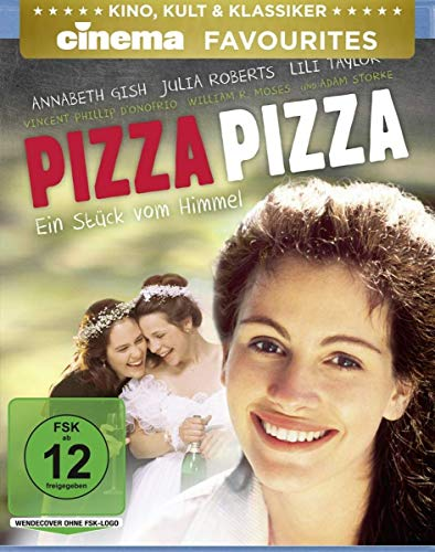 Pizza Pizza - Ein Stück vom Himmel (CINEMA Favourites Edition) [Blu-ray]