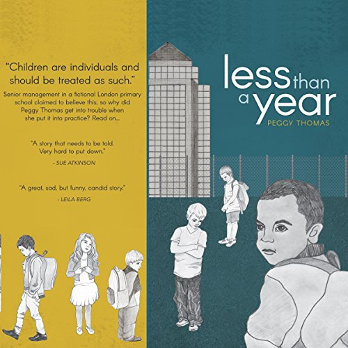 Less Than a Year audiobook cover art