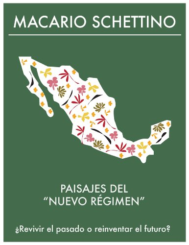"Paisajes del ""Nuevo Régimen"" (English Edition)"