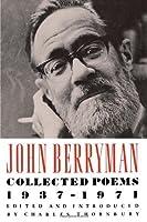 John Berryman: Collected Poems 1937-1971 by John Berryman(1991-08-01)