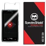 Spectre Shield Screen Protector for Motorola Droid RAZR Maxx Case Friendly Motorola Droid RAZR Maxx Screen Protector Accessory TPU Clear Film