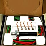Mini Torch Soldering Jewelry Welding Micro Soldering Brazing Cutting Tools Kit & 5 Tips