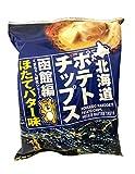 深川油脂 ポテトチップス 函館編 ほたてバター味 70g
