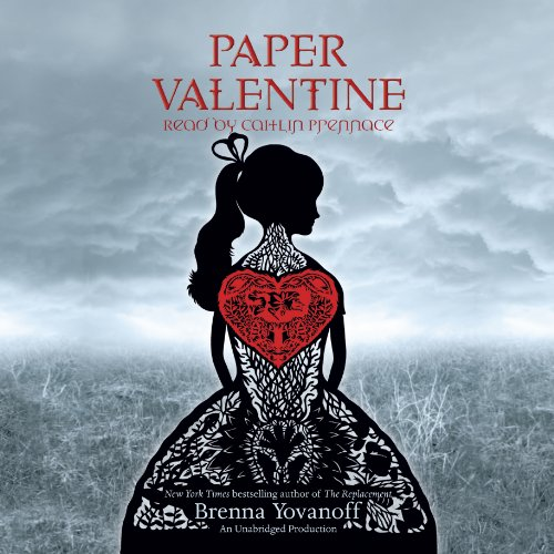 Paper Valentine audiobook cover art