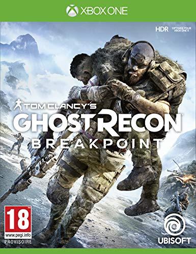 VIDEOGIOCO Tom Clancy's GHOSTRECON Breakpoint EU - PER Xbox ONE