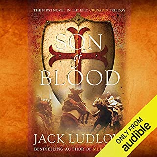 Son of Blood audiobook cover art