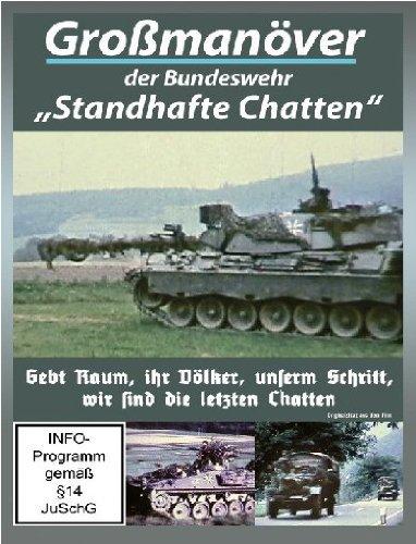 Großmanöver der Bundeswehr - Standhafte Chatten