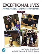 Exceptional Lives: Practice, Progress, & Dignity in Today's Schools plus MyLab Education with Pearson eText -- Access Card Package (9th Edition)