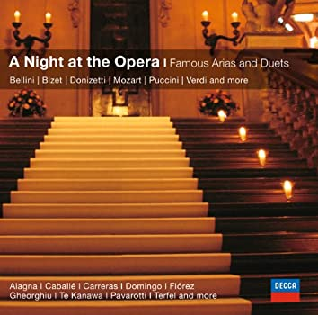 An Evening at the Opera: Famous Arias And Duets