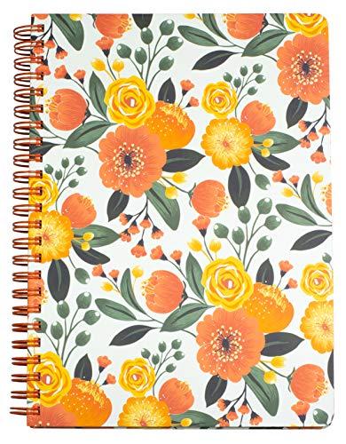 Steel Mill & Co Cute Mini Spiral Notebook, 8.25