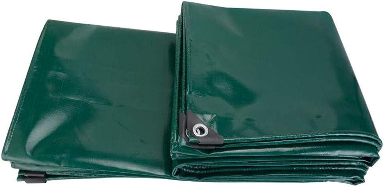 YX-Planen Grüne PVC-Plane PVC-Plane PVC-Plane strapazierfähiges, wasserdichtes Blatt Premium-Qualitätscover - 100% wasserdicht und UV-geschützt - Dicke 0,5 mm, 650 g m² B07KXPDTGP  Attraktiv und langlebig 5d8fc2