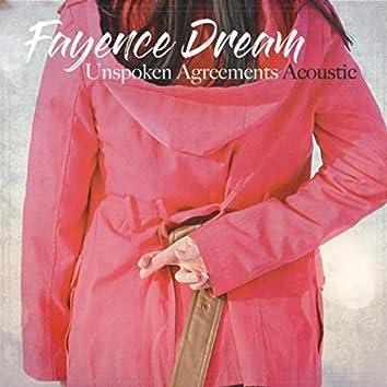 Unspoken Agreements (Acoustic)
