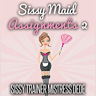 Sissy Maid Assignments 2 audiobook cover art