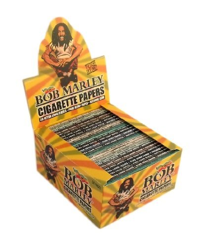 Bob Marley King Size Papers - 10 Pack
