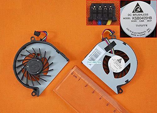 Kompatibel für HP Pavilion DM1-4000, DM1-4100, DM1-4200 Lüfter Kühler Fan Cooler