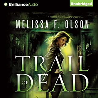 Trail of Dead audiobook cover art