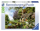 Ravensburger Country Cottage 1500 Piece Jigsaw Puzzle for Adults –...