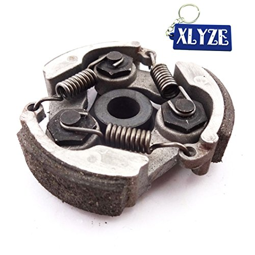 XLYZE Clutch Pad sin chavetero para chino 47cc 49cc Pocket Bike Mini Moto Crosser Dirt Bike ATV Quad