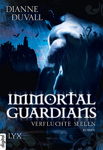 Immortal Guardians - Verfluchte Seelen (Immortal-Guardians-Reihe 3)