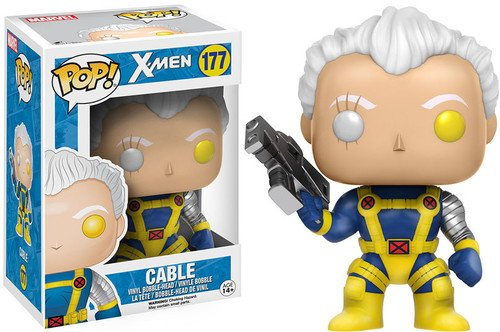 POP! Bobble - Marvel: X-Men: Cable