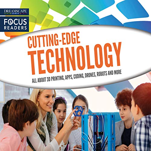 Cutting-Edge Technology audiobook cover art