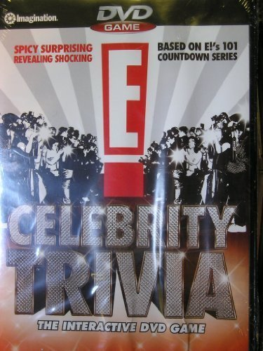 E! Celebrity Trivia - The Interactive Dvd Game by E! ENTERTAINMENT TELEVISION, INC.