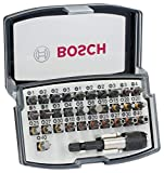 Best Price Square Screwdriver BIT Set, 32PC 2607017319 by Bosch