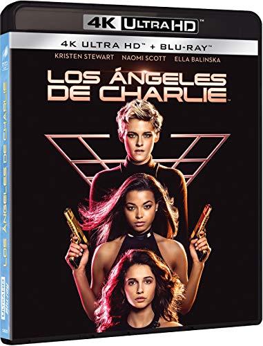 Los ángeles de Charlie (4K UHD + BD) [Blu-ray] (Blu-ray)