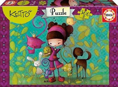 Educa - Puzzle con diseño Ketto, 300 Piezas (16814)