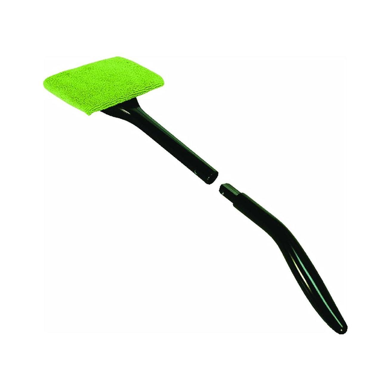 Telebrands Windshield Wonder Microfiber Long Handled Cleaning Tool