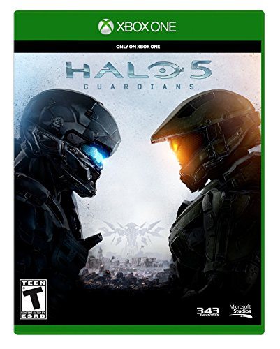 Halo 5: Guardians (Guardians Of The Galaxy Game Xbox 360)