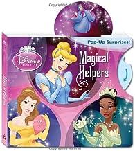 Magical Helpers (Disney Princess) (Pop-Up Book)