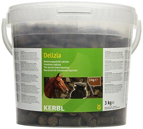 Kerbl 325018 Delizia Sweeties Lakritze 3 kg
