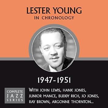 Complete Jazz Series 1947 - 1951