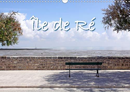Île de Ré (Wandkalender 2021 DIN A3 quer)