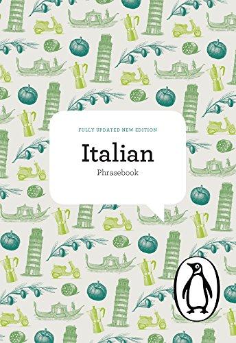 Compare Textbook Prices for The Penguin Italian Phrasebook: Fourth Edition Phrase Book, Penguin 4th ed. Edition ISBN 9780141039053 by Norman, Jill,Giorgetti, Pietro,Tagg, Daphne,Gallucci, Sonia