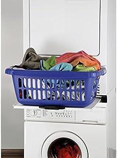 Zwischenbaurahmen für Waschmaschine auf Trockner z.B. AEG Bosch NEU jetzt mit Griffleiste deutlich besseres Handling von Conny Clever