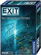 Kosmos Games 694050Exit Game: The Sunken Treasure, Board Game [German Language Product]