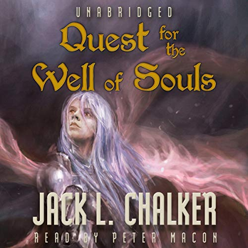 Quest for the Well of Souls cover art