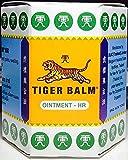 Bálsamo del Tigre Blanco pomada, HR alivio del dolor 30G (gran tamaño)