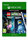 LEGO Worlds Classic Space Pack and Monsters Pack Bundle Bundle | Xbox One - Código de descarga