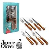 Jamie Oliver 8-teiliges Grill-Set