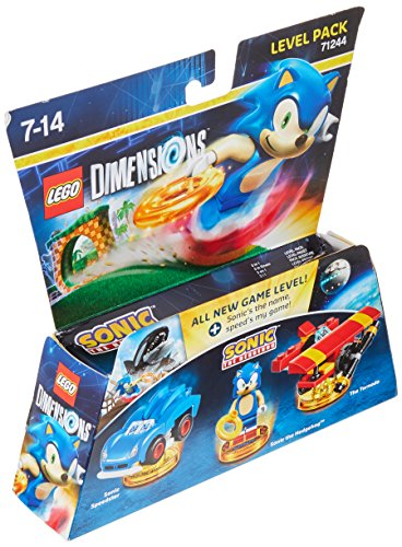 LEGO: Sonic The Hedgehog...