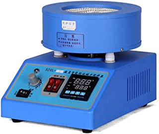 BIUYYY Magnetic Stirrer, Lab Stirrer Mixer Capacity 50-1000Ml,Speed 1800Rpm,Max 300℃