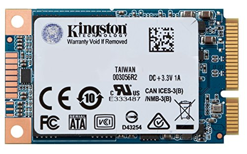Kingston SSDNow 120GB Internal SATA Hard Drive (SUV500MS/120GIN)