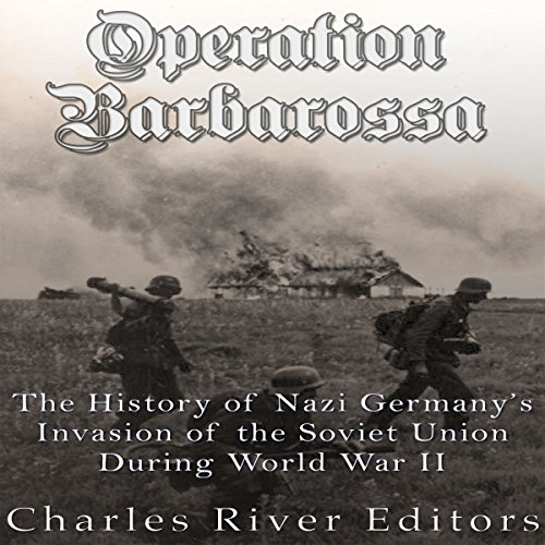 Operation Barbarossa audiobook cover art