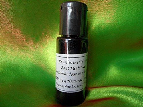 Huile de barbe naturelle avec Amla & Neem + huile naturelle pour cheveux