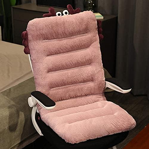 HYLX Cojín para Silla de Juego de Piso, sofá Tatami Cojín reclinable Sillas de Lectura Plegables fáciles para Adultos Asientos para meditación, Yoga y Acampada Plegable Acolchado
